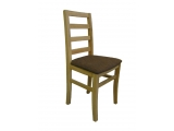 Dining chair Drevoland-Maya, upholstered (oak)