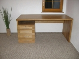 Work table Drevoland-Dream 150x75cm (oak)
