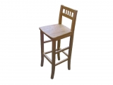 Bar chair Drevoland-Carmen (oak)