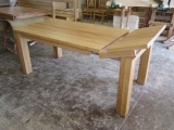 Folding table Drevoland 140/190x85cm, tl.40mm (oak)