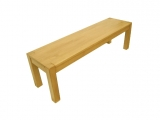 Modern Dining Bench Drevoland-Styl 190cm (without back)