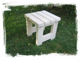 Garden Chair Drevoland-Max, tl.45mm (without back)