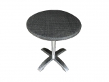 Ratan Garden round - Table Brisbane 70cm