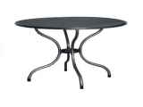 Metal Garden round table TAKO 105cm