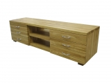 TV table Drevoland-Dream 150x40x50cm (oak)