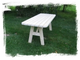 Garden Table Drevoland-Max (7 boards) 2x0,76m, tl.45mm