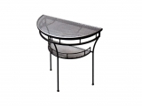 Metal Garden Half Chair U500