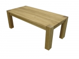 Conference table Drevoland-Gastro 120x60cm, tl.40mm (oak)