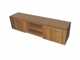 TV table Drevoland-Dream 140x40x50cm (oak) (2 boxes)